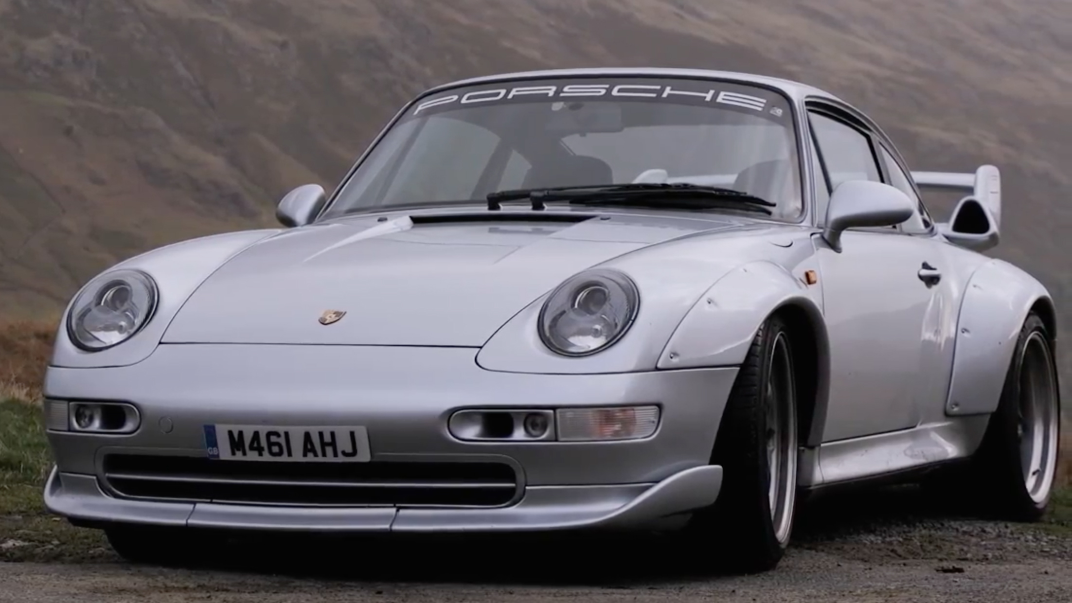 Video: The 993 GT2 is the best Porsche ever, says Charles Morgan