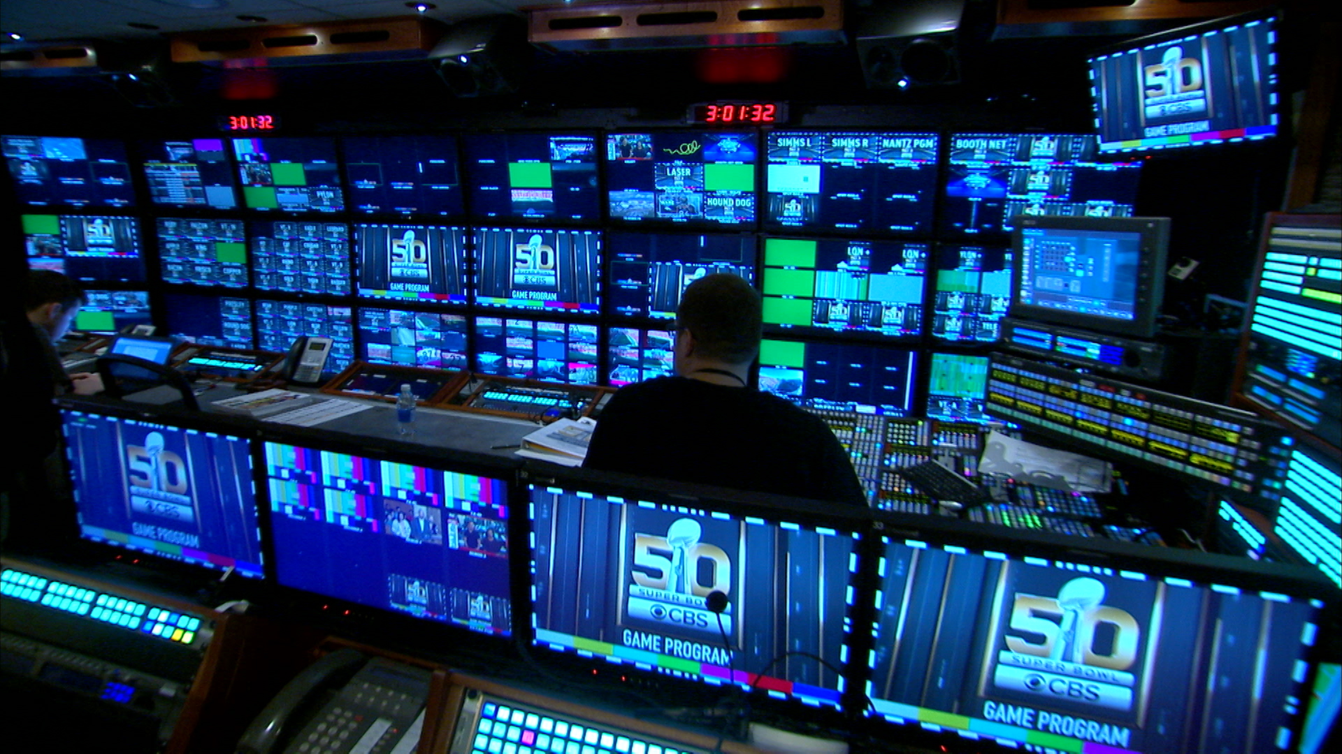 Video: What it takes to broadcast the Super Bowl