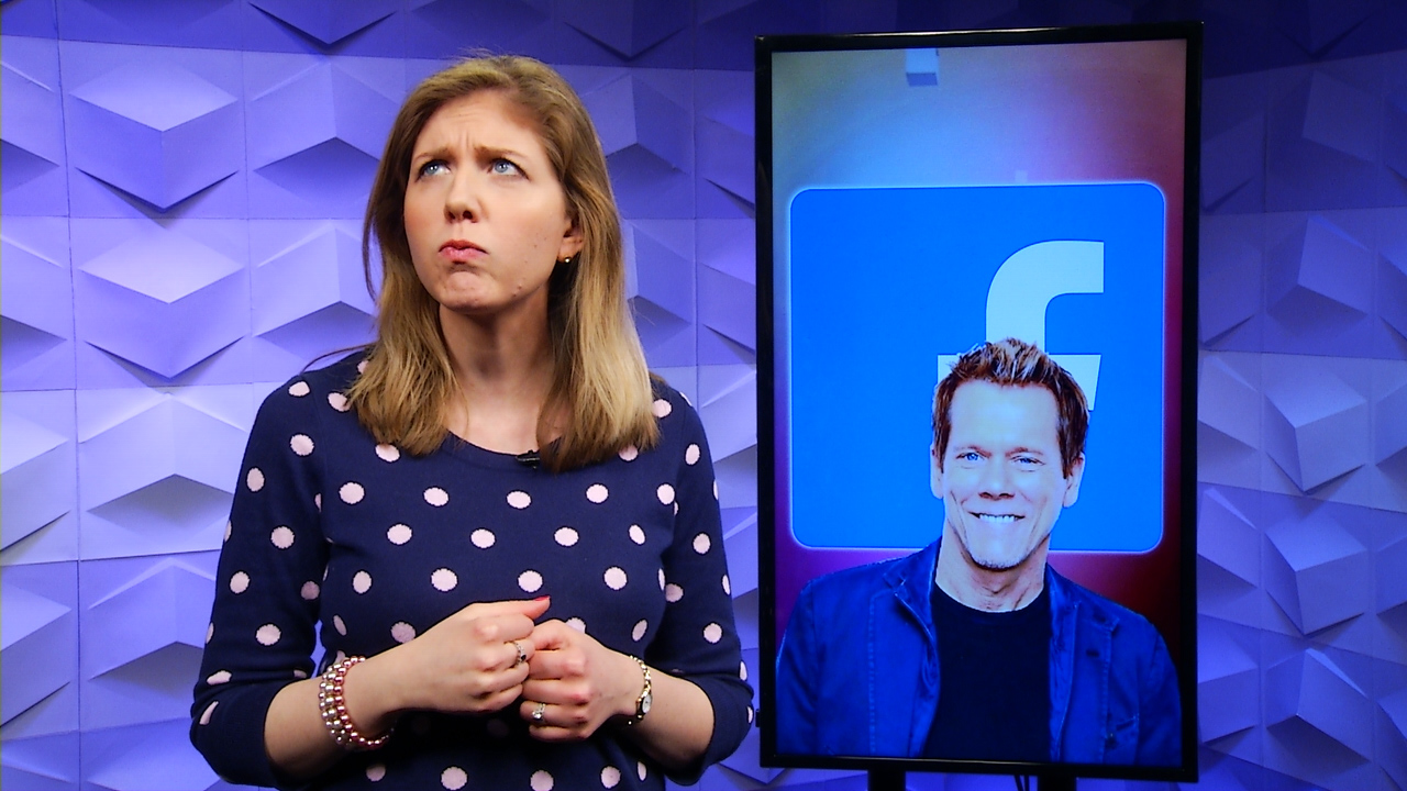 Video: Sorry Kevin Bacon, we're separated by 3.5 degrees