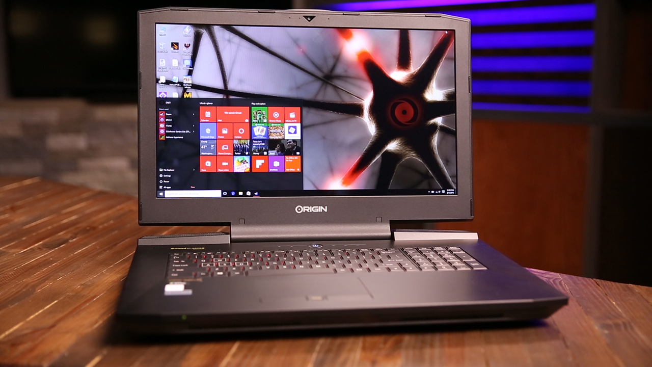 Video: The Origin PC Eon17-SLX is a gaming laptop ready for VR