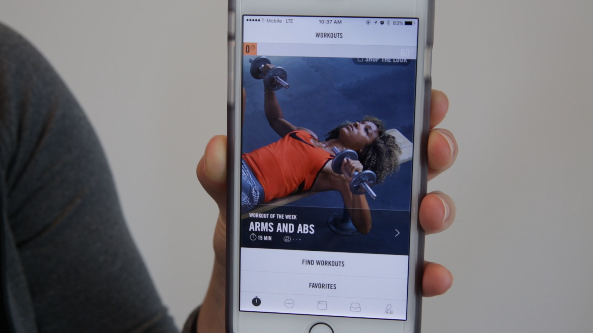 Video: Three fitness apps you can use without a gym