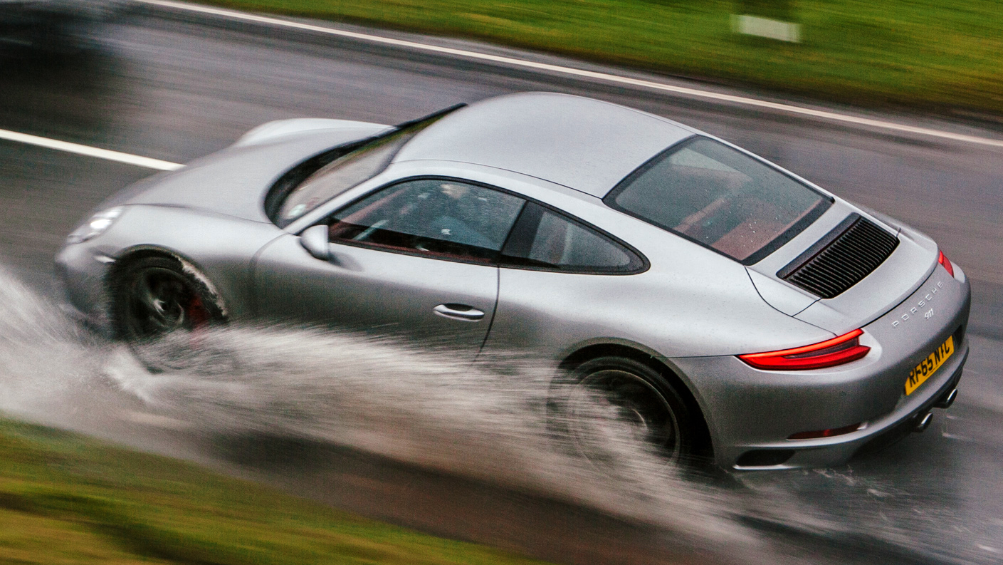 Video: Have turbos killed the fun in the 2016 Porsche 911?