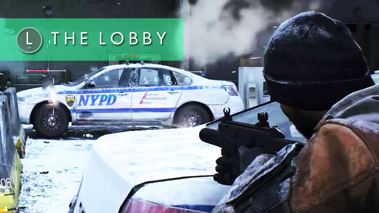 Video: GameSpot's The Lobby - The Division Beta: Are we more or less excited now?