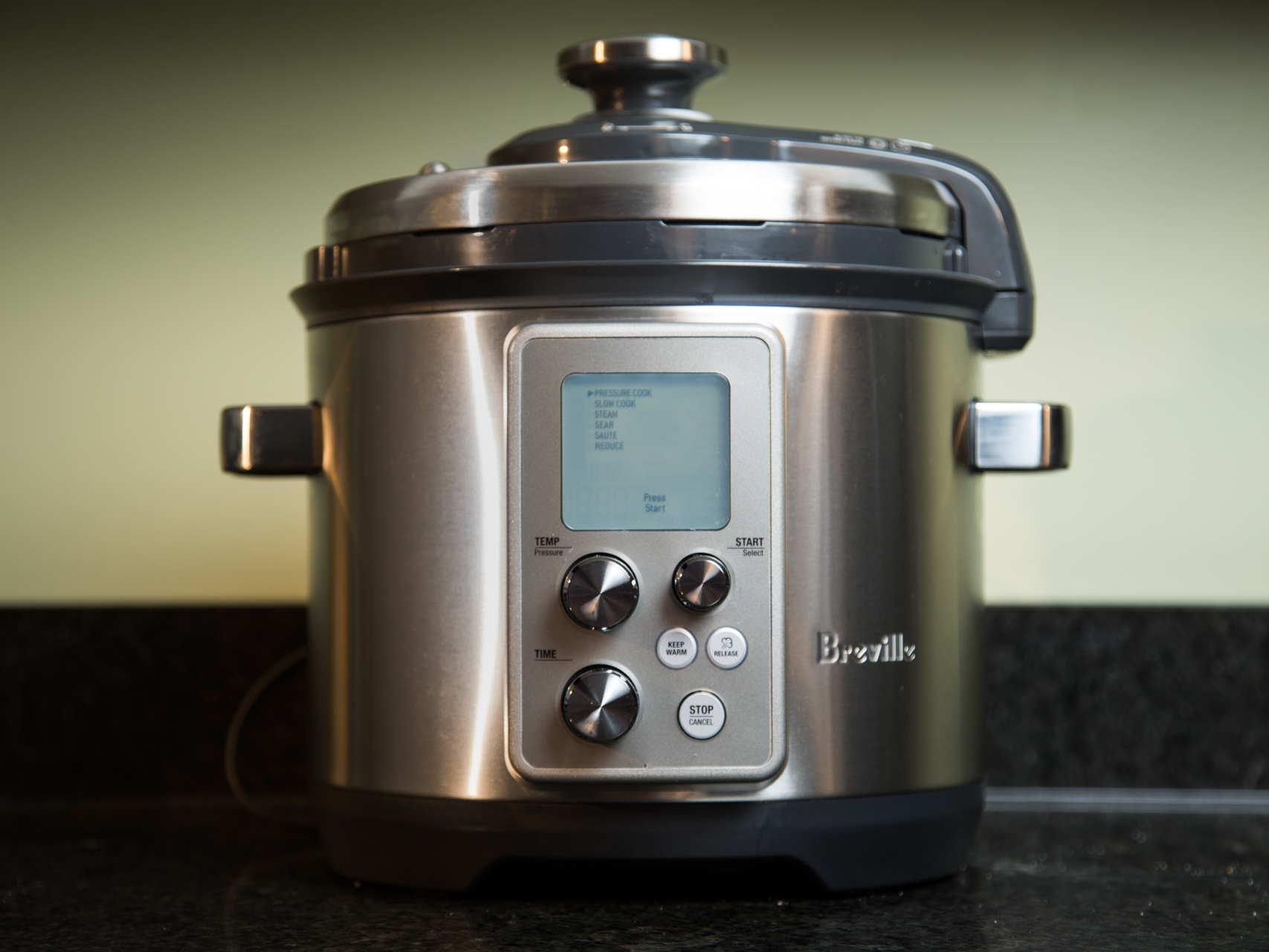 Breville Fast Slow Pro review - CNET