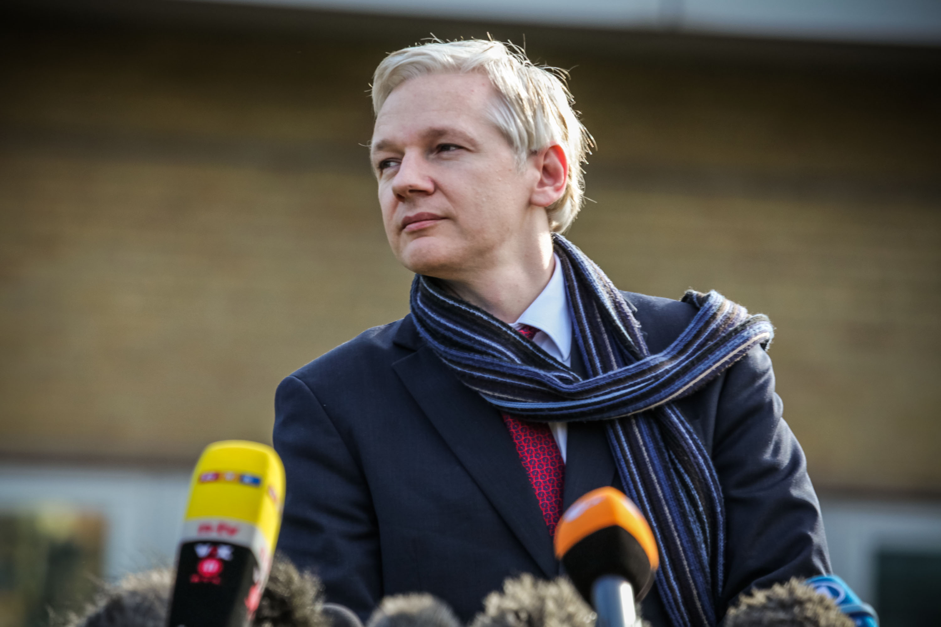 Video: Assange backed by UN, but he's not free yet