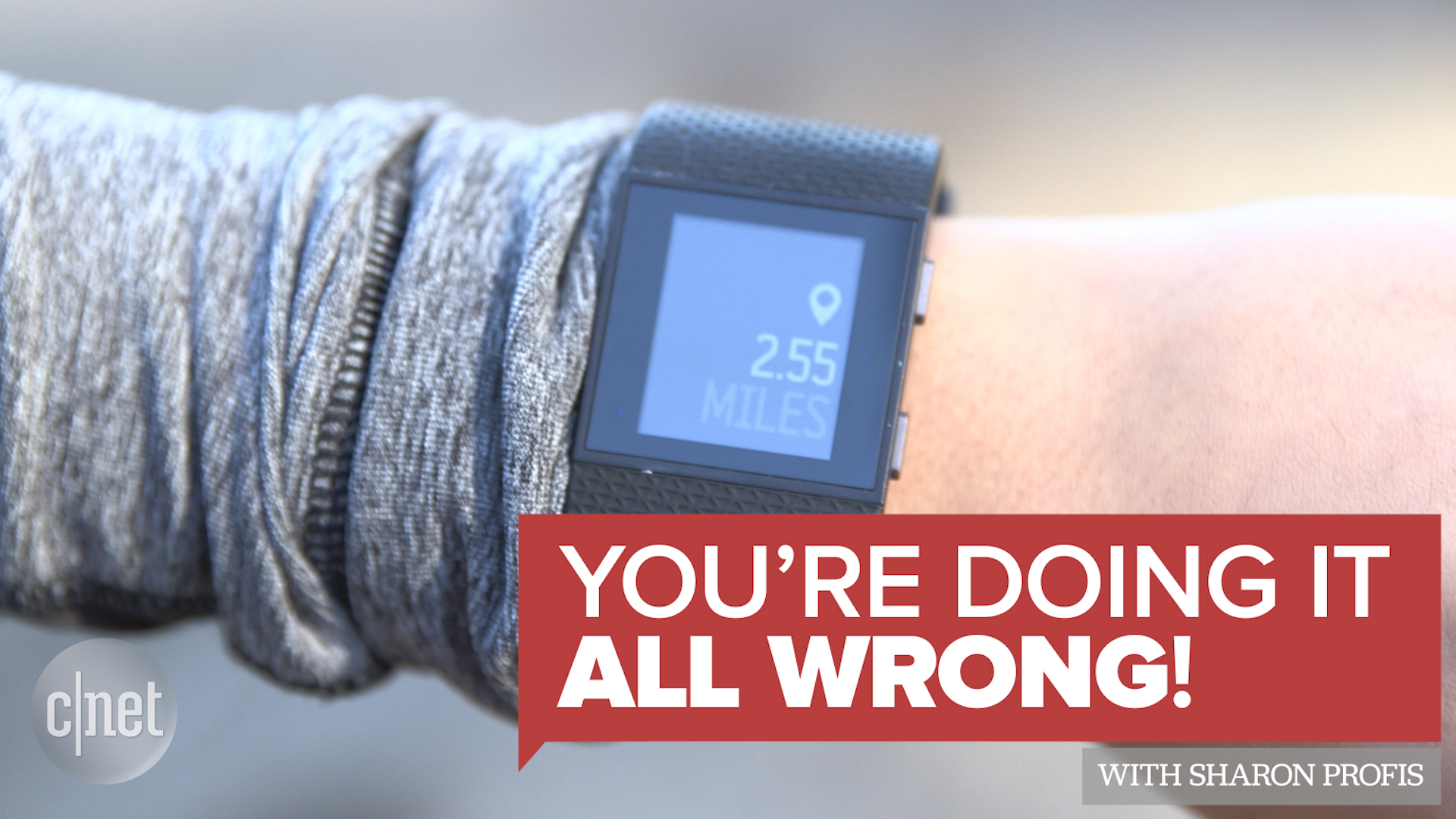 Video: Why your fitness band might be lying to you
