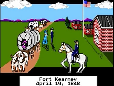 "<p>Are you tough enough to survive the ""Oregon Trail"" game?</p>"