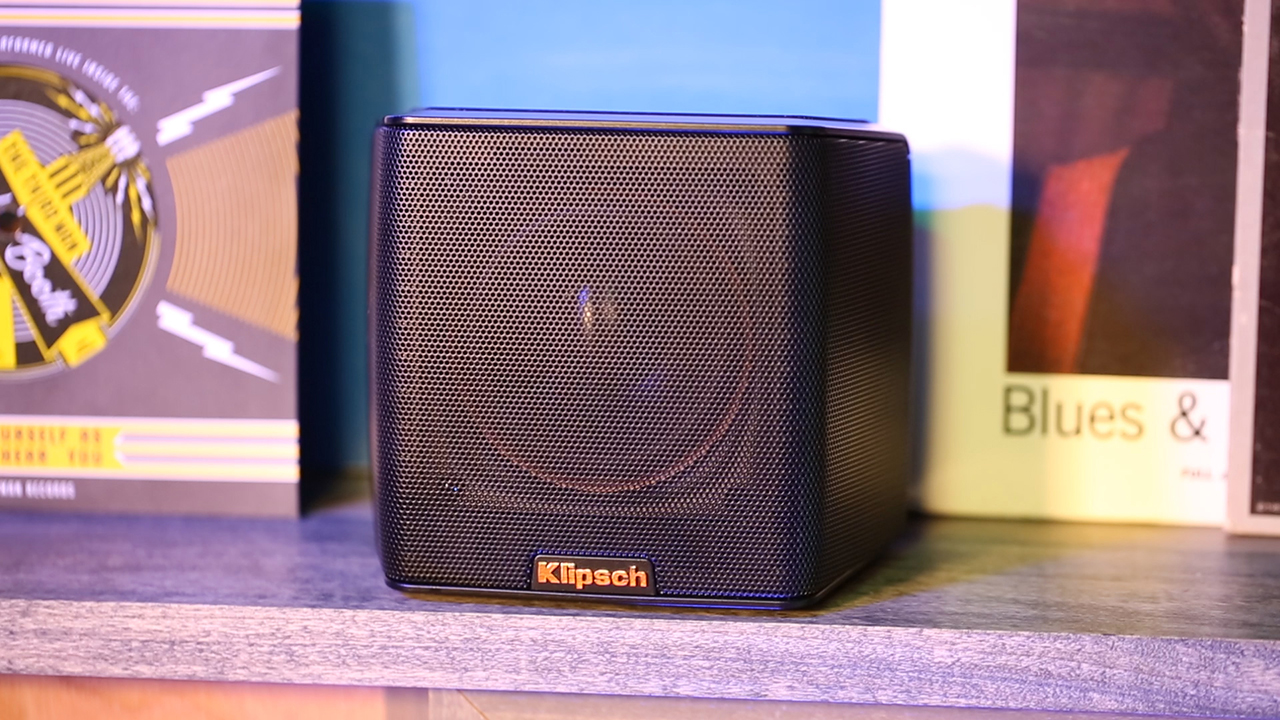 Video: Klipsch Groove: 'Insanely powerful' mini Bluetooth speaker