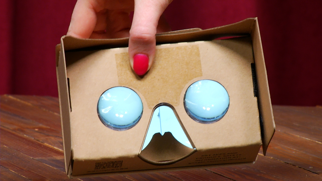 Video: Google Cardboard getting an upgrade?
