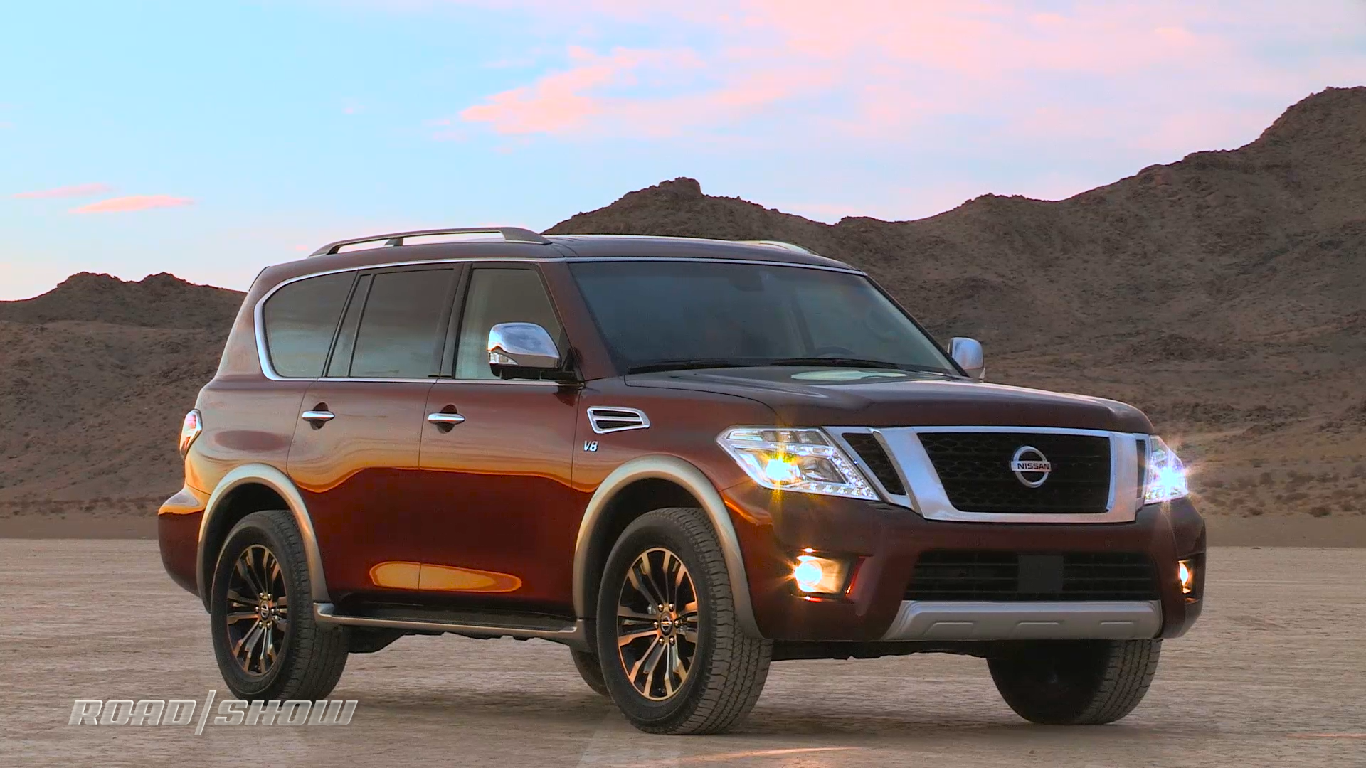 Video: 13 years in the making: Nissan finally brings a new Armada