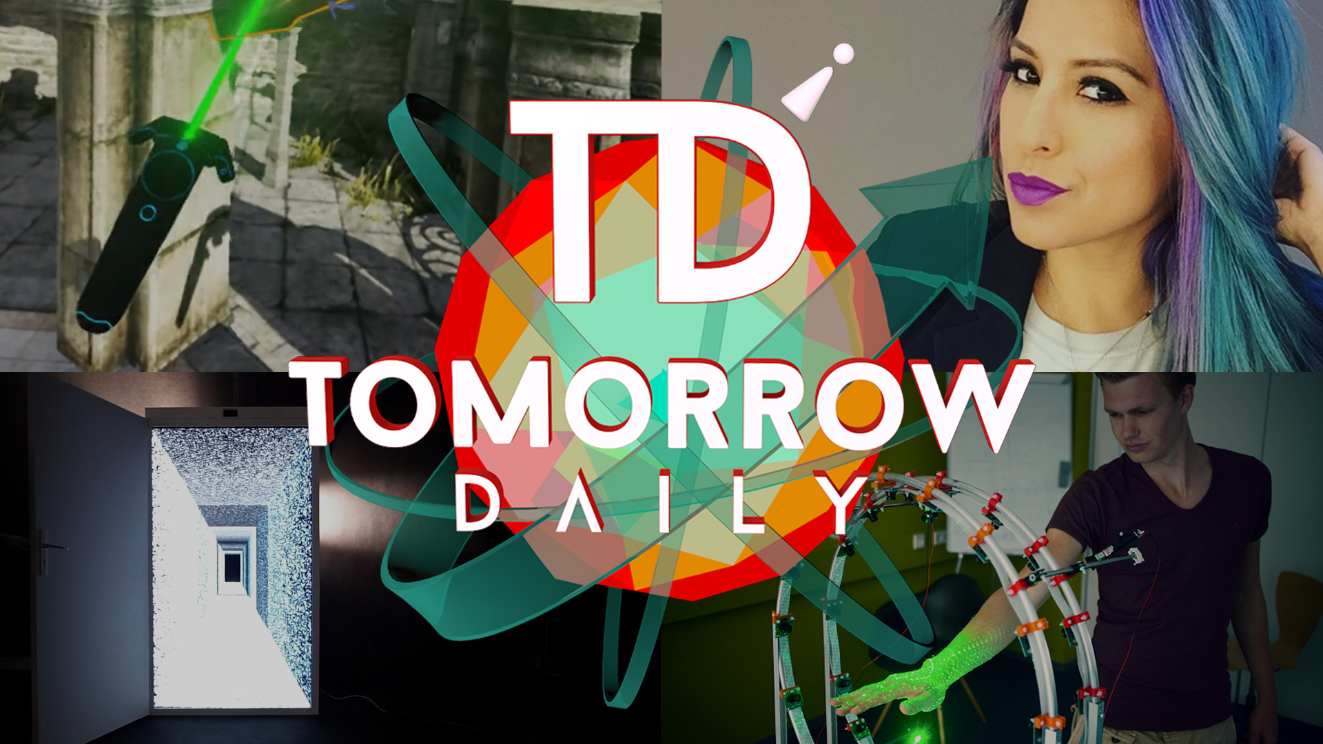 Video: Paola 'PancakePow' Alejandra talks e-sports, cosplay and galaxy hair (Tomorrow Daily 314)