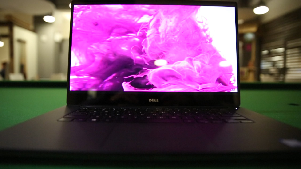 Video: Dell's XPS 15 takes its 4K screen to the edge