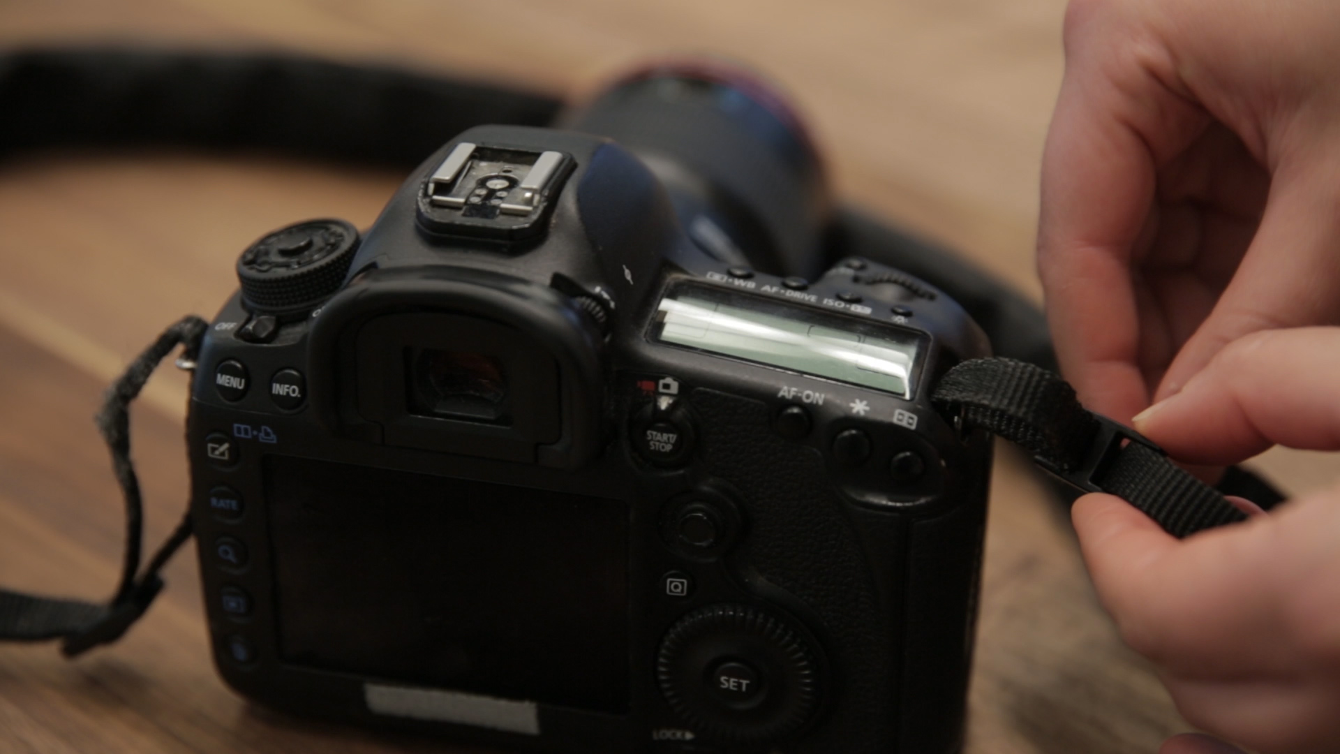 Video: Setup tips for your new camera