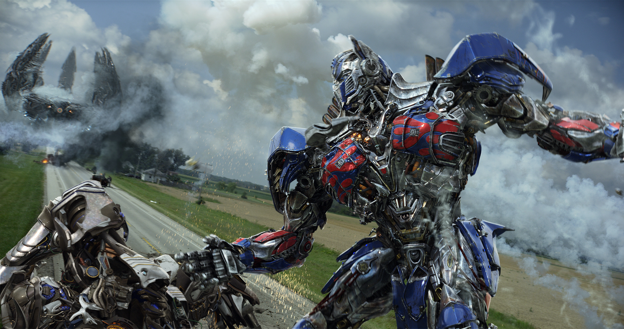 "<p>Get ready for more Optimus Prime, as three new ""Transformer"" movies are coming in the next three years.</p>"