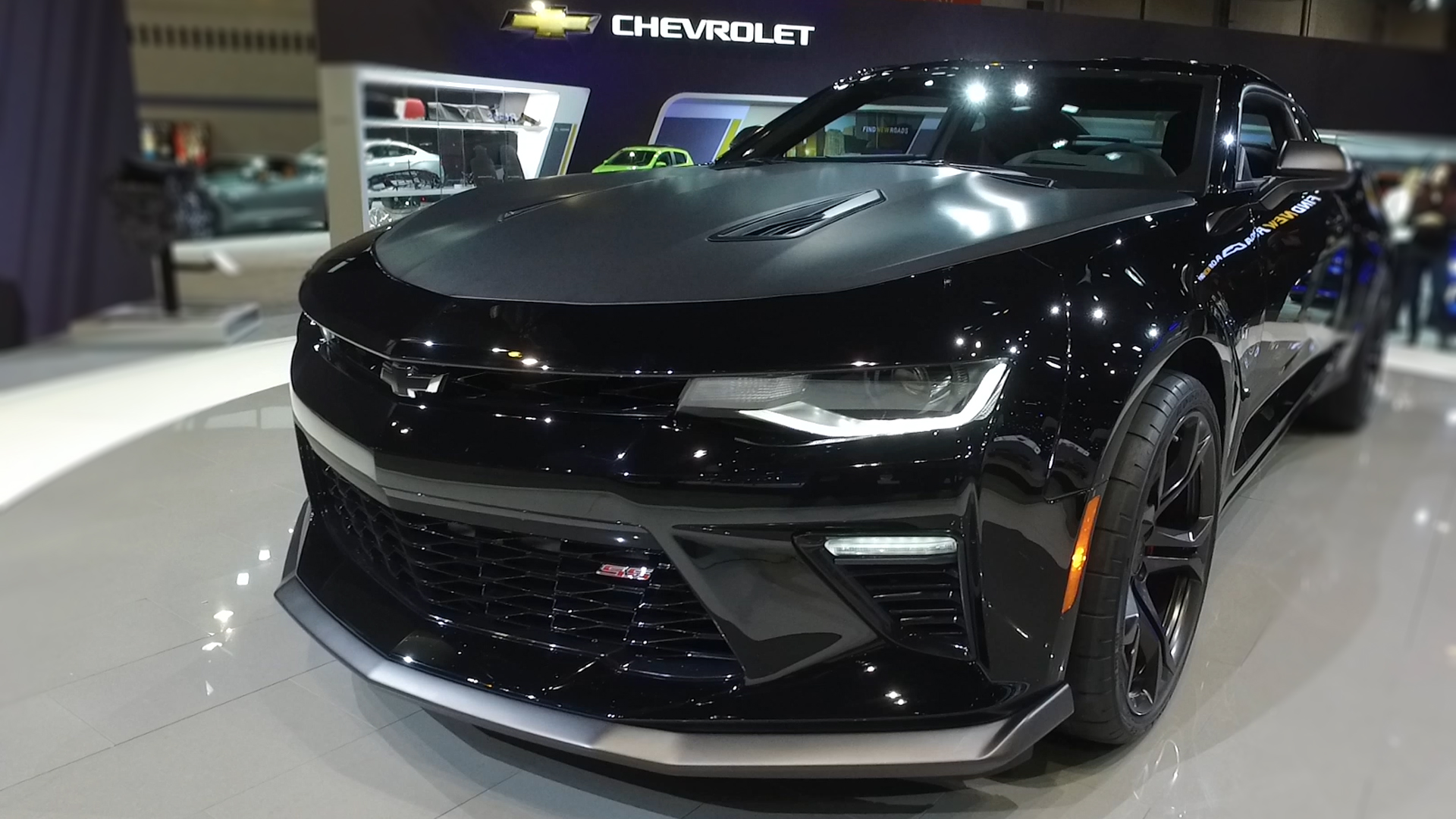 Video: 1LE performance package turns the Chevrolet Camaro into an affordable track star