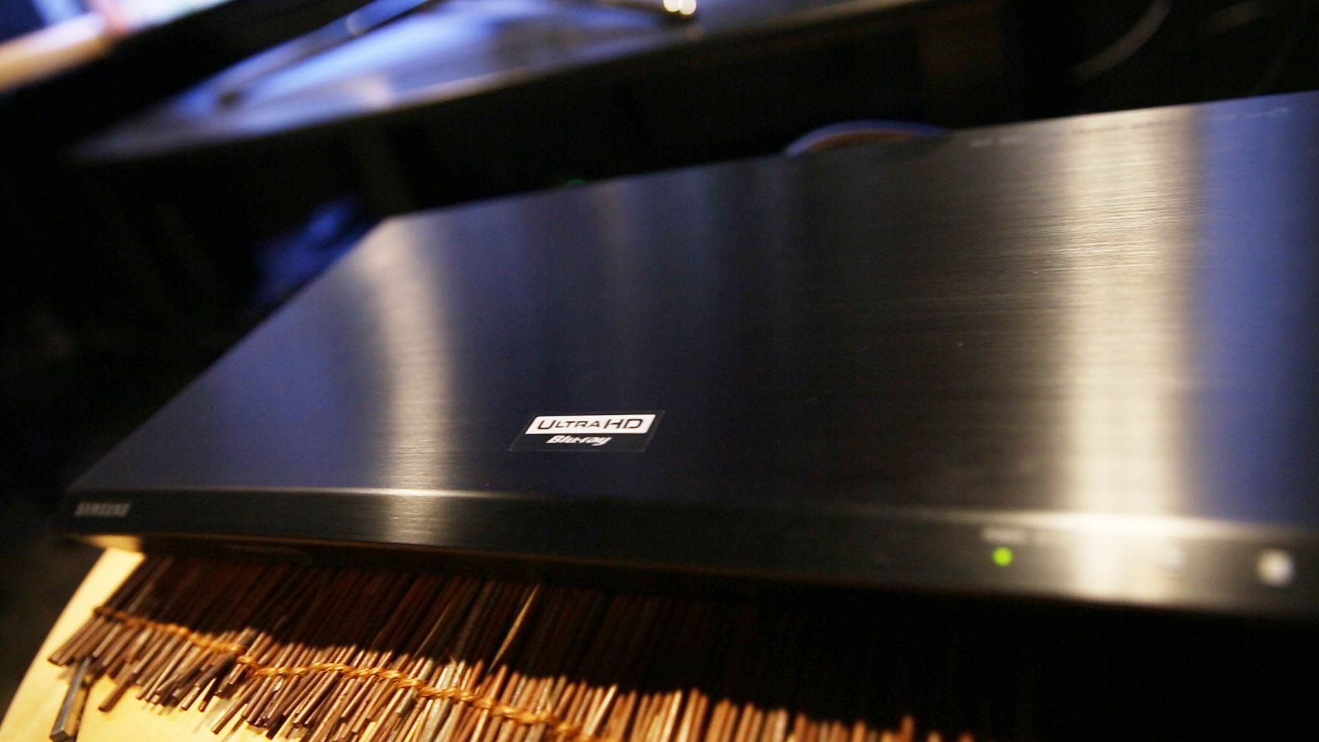 Video: Can Samsung's 4K Blu-ray player compete against streaming services?