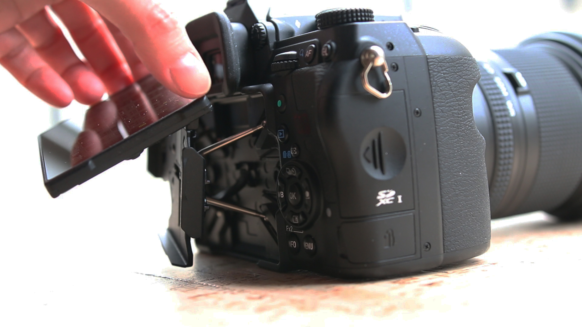 Video: The Pentax K-1's unique touches