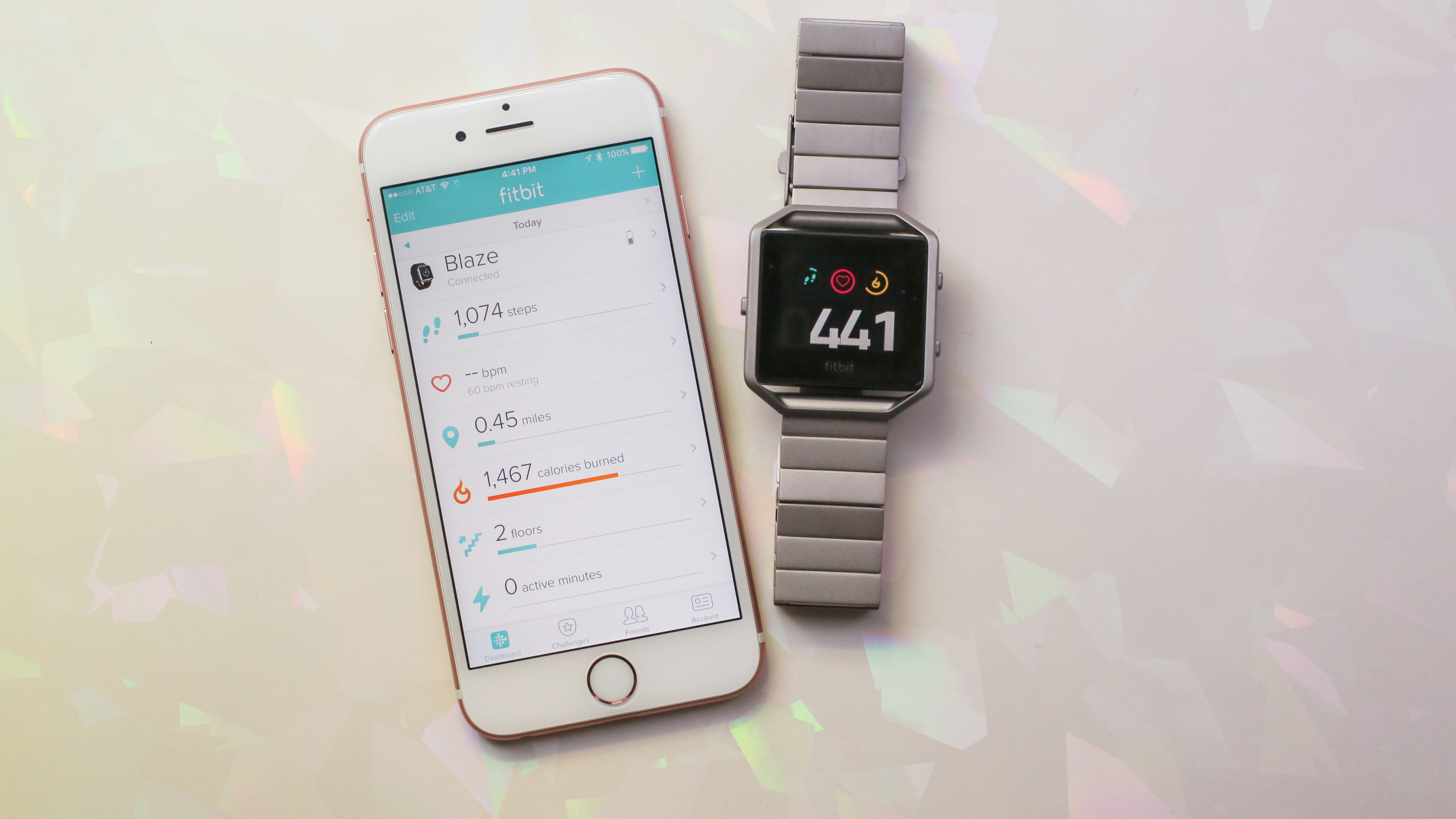 Video: Fitbit Blaze marries a fitness tracker and a fashion watch