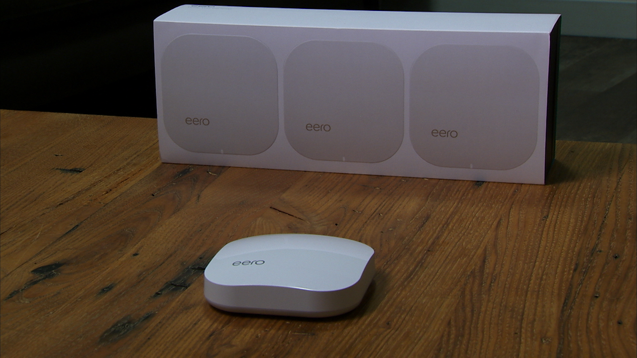 Video: The Eero system does Wi-Fi like nothin' you've seen