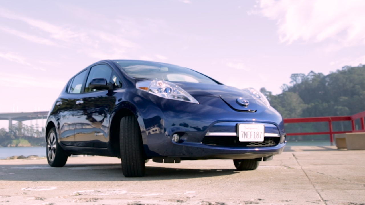 Video: On the road: 2016 Nissan Leaf