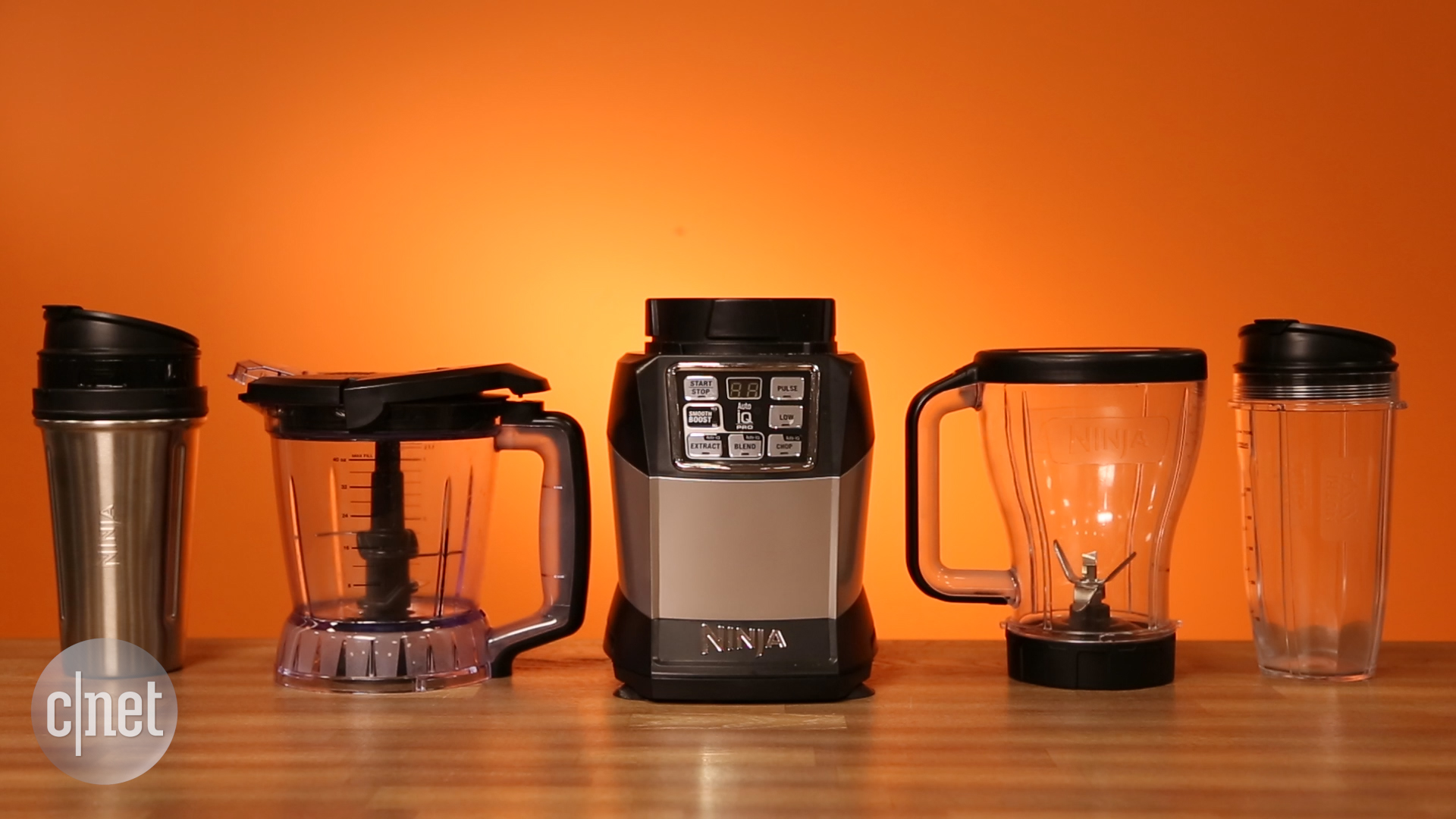 Video: Jarring results from this promising Ninja blender