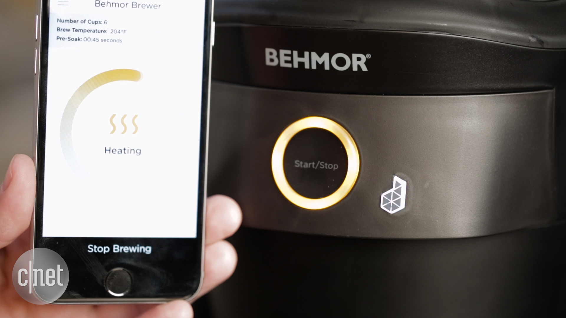 Video: A great drip coffee maker with some useful smarts
