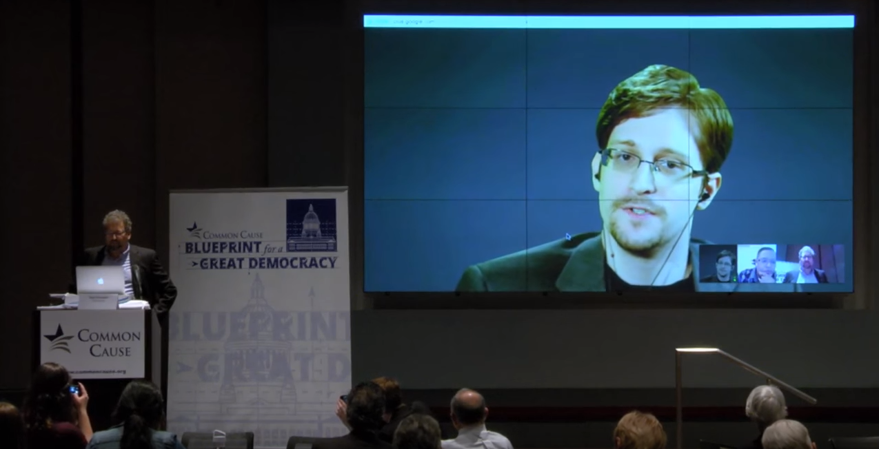 Snowden: FBI's claim about unlockable iPhone is 'bulls***'