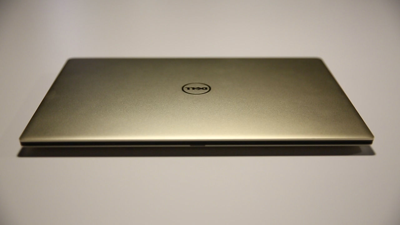 Video: The Dell XPS 13 gets a special gold edition