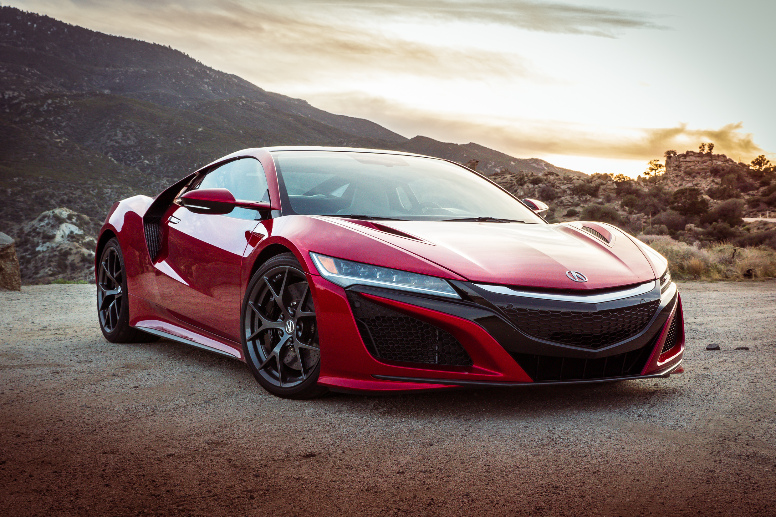 2017 Acura NSX on the road and the track (pictures) - Page 34 - Roadshow
