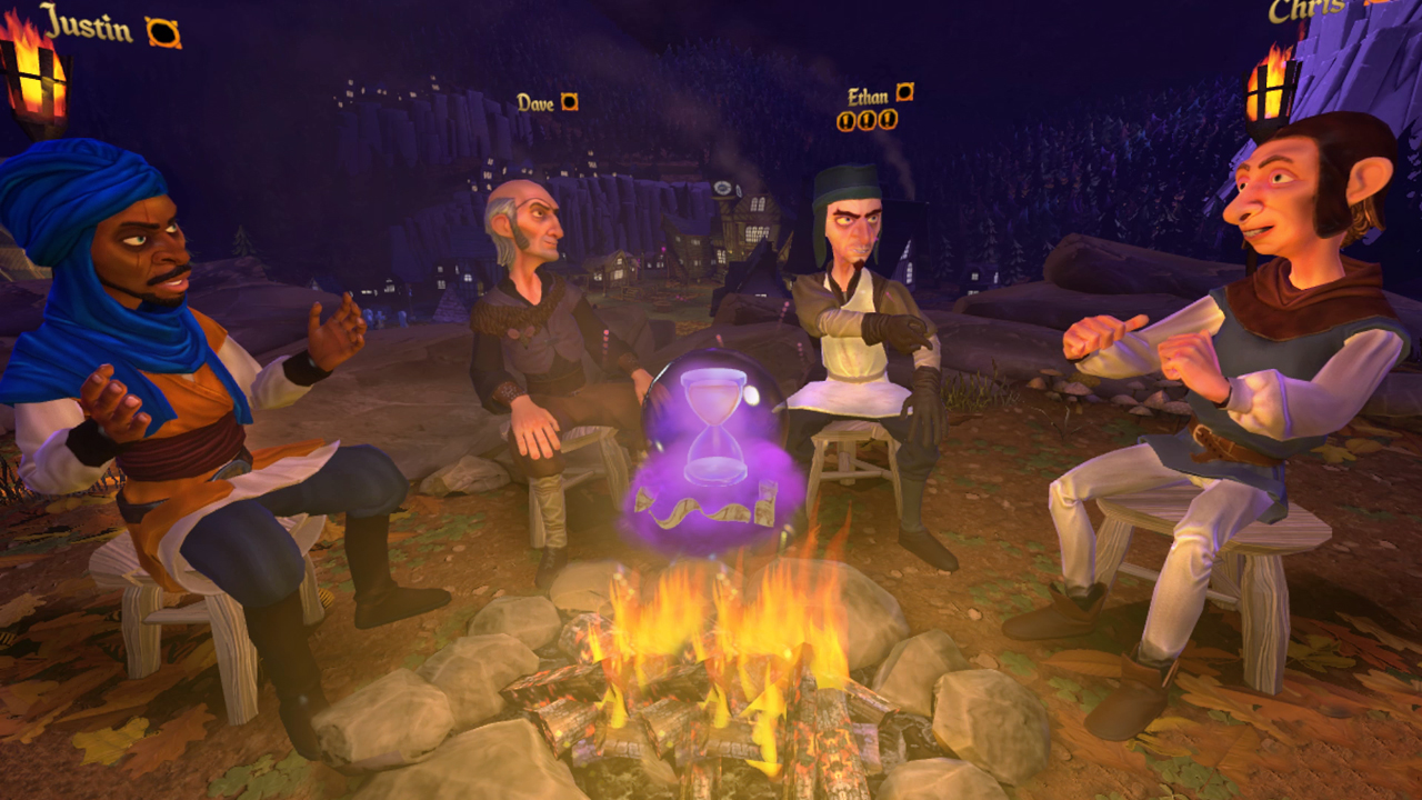 Lie and cheat your friends in Ubisoft's immersive party game