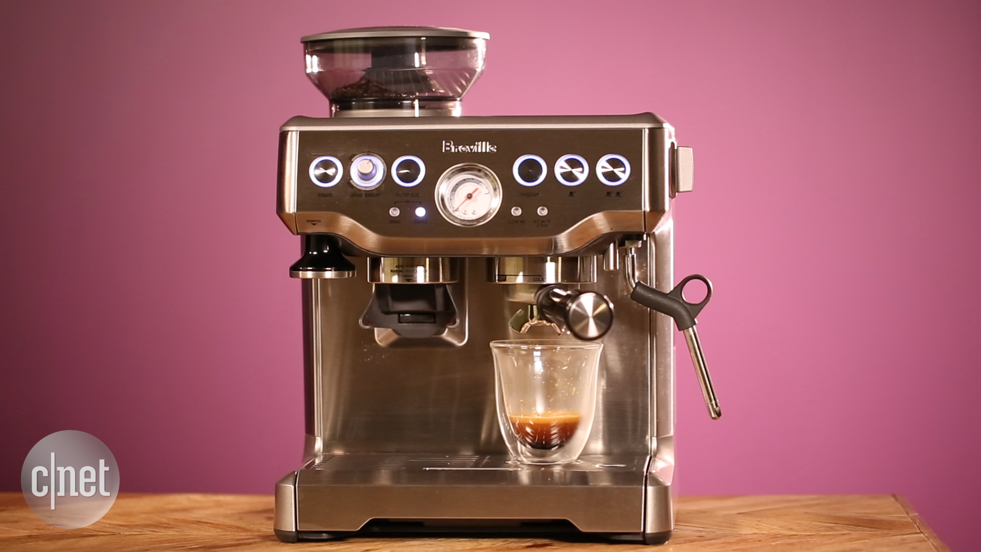 Video: Breville's Barista Express makes delicious espresso and is a snap to use