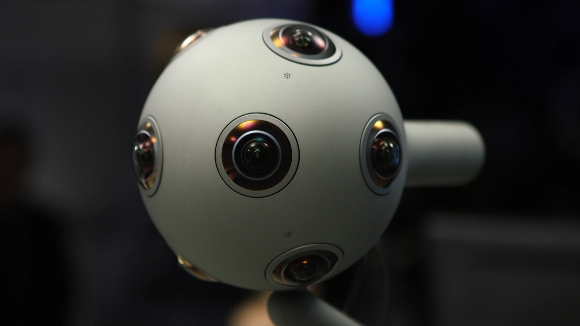Video: Nokia's $60,000 camera makes video for VR headsets