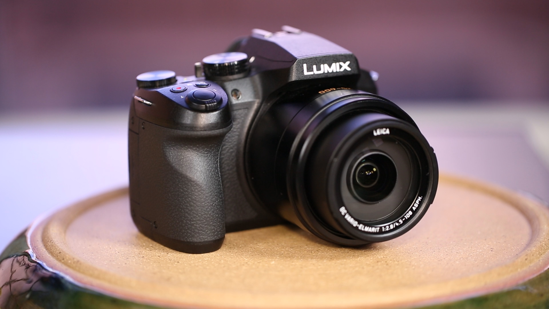 Video: Panasonic's Lumix FZ300 is much more than its 24x f2.8 zoom lens