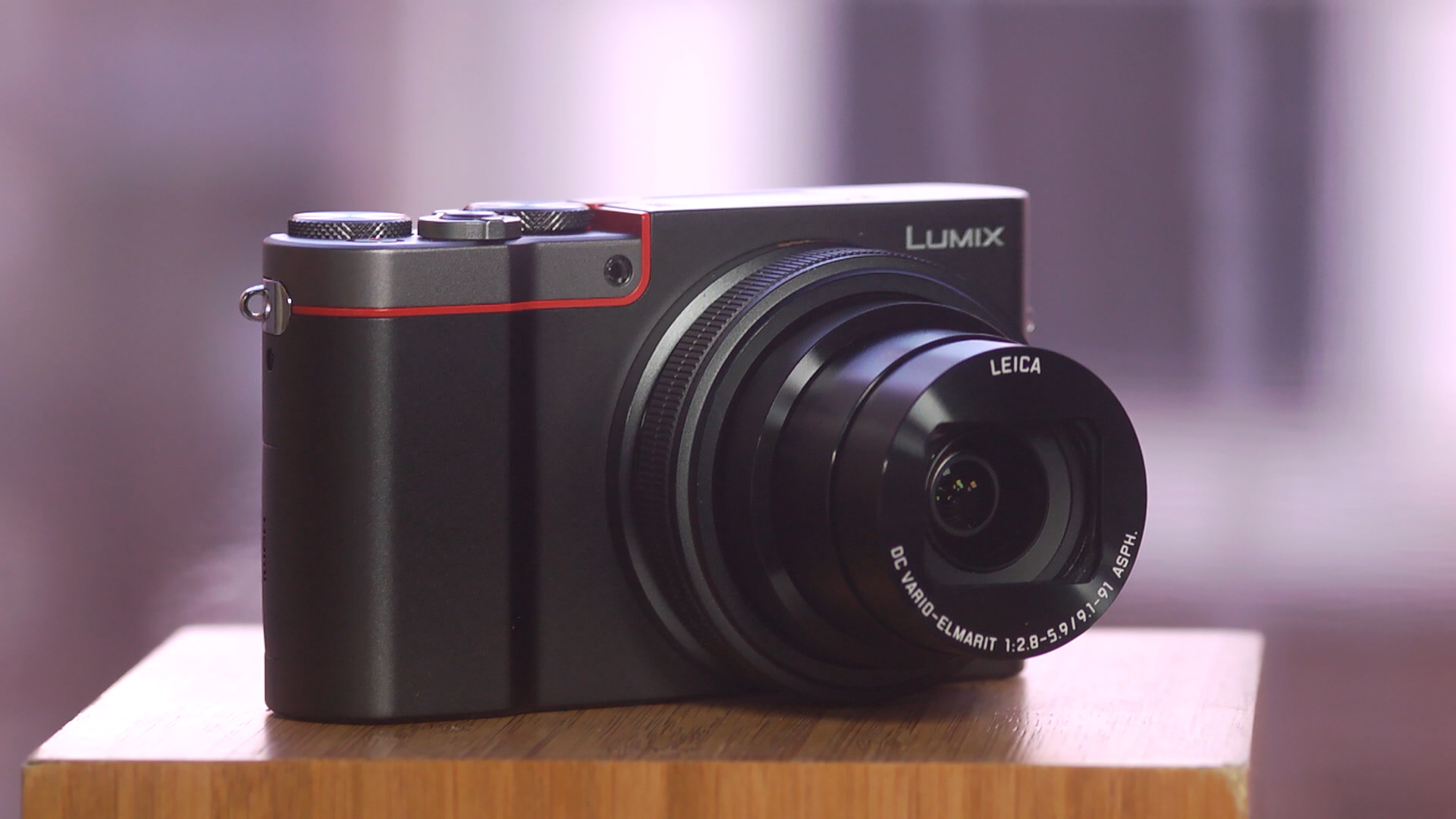 Video: Panasonic's just-right compact camera