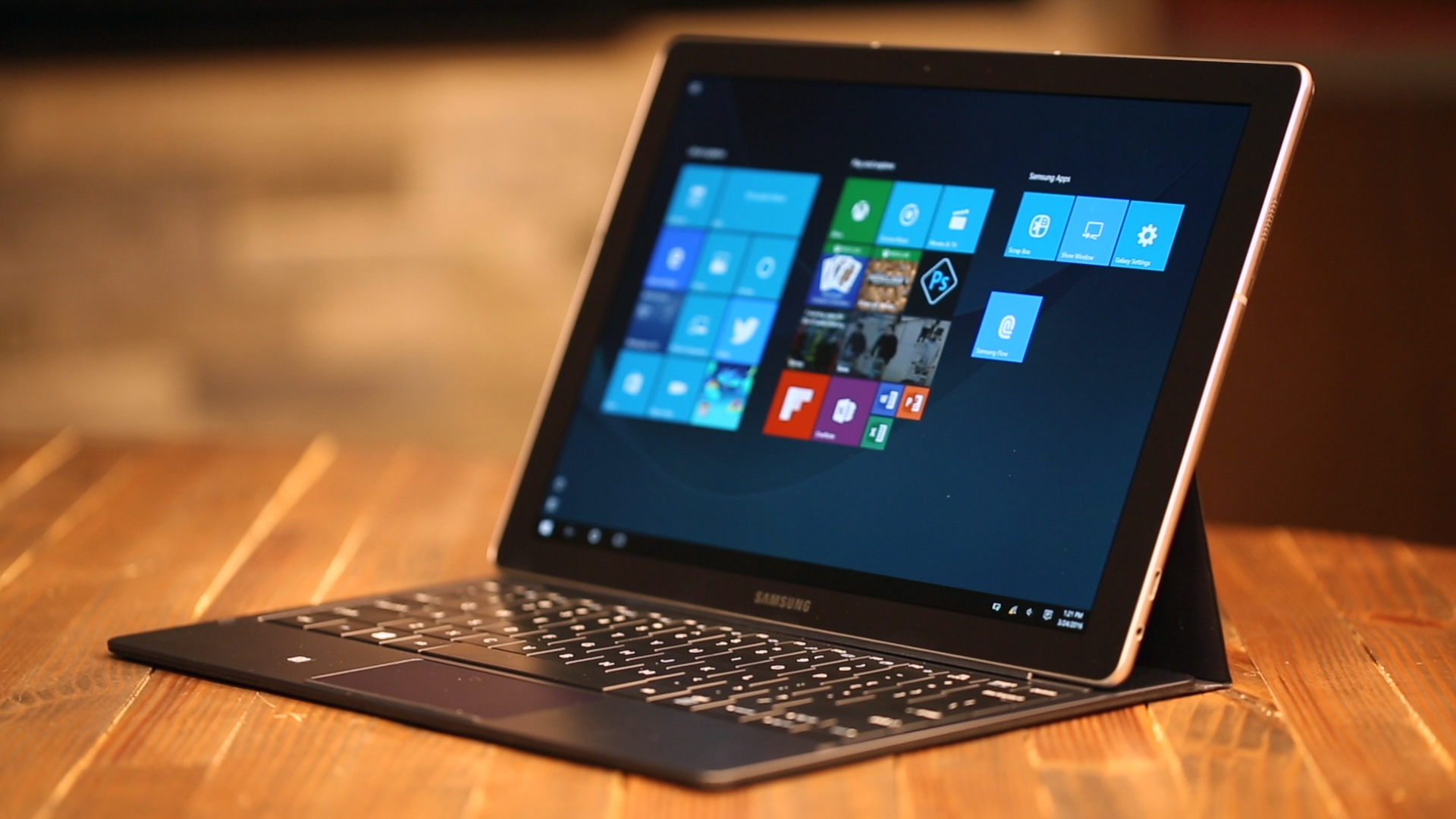 Video: The Samsung Galaxy TabPro S offers more for less