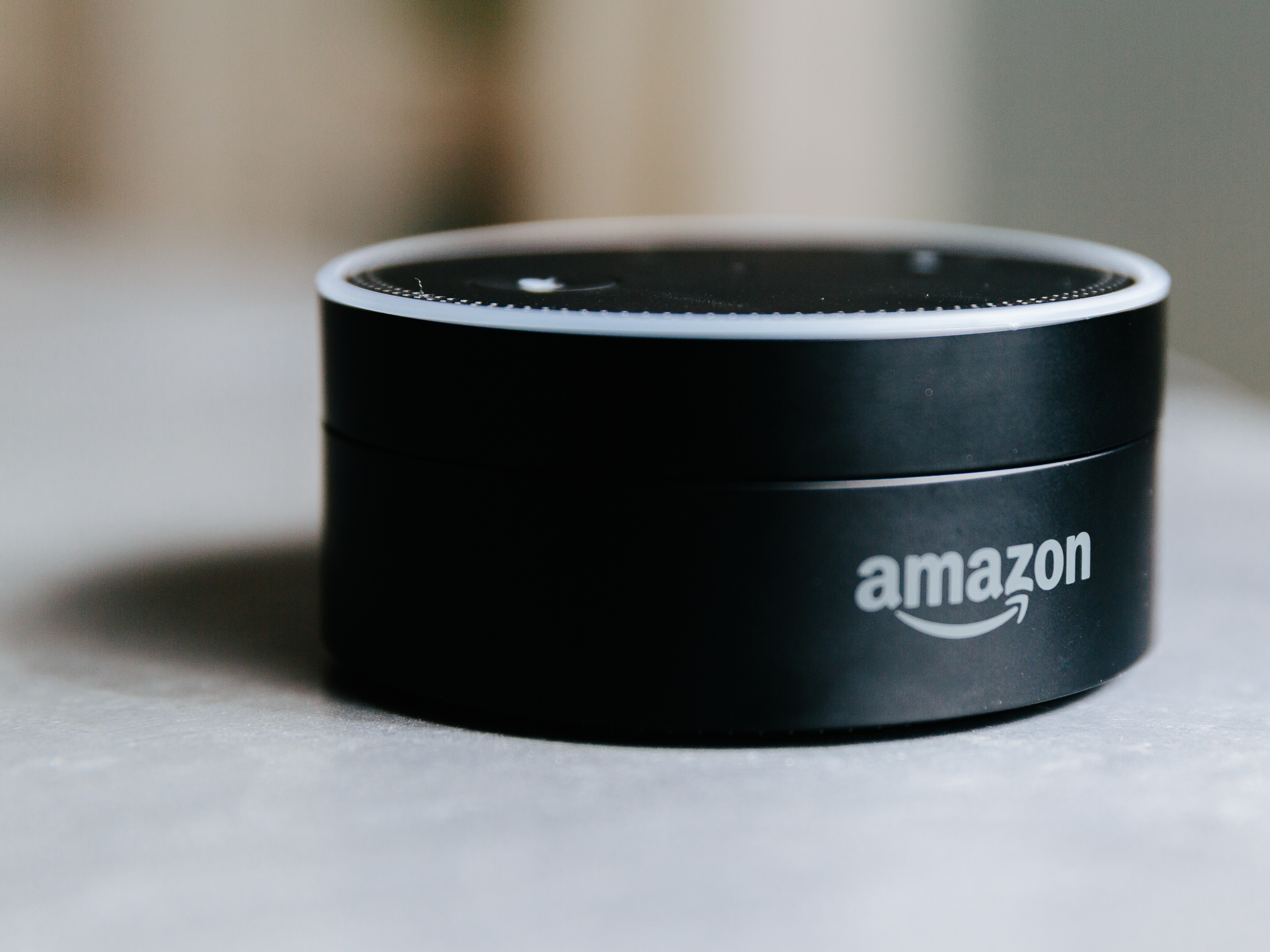Turn your Amazon Echo Dot into the ultimate nightstand accessory