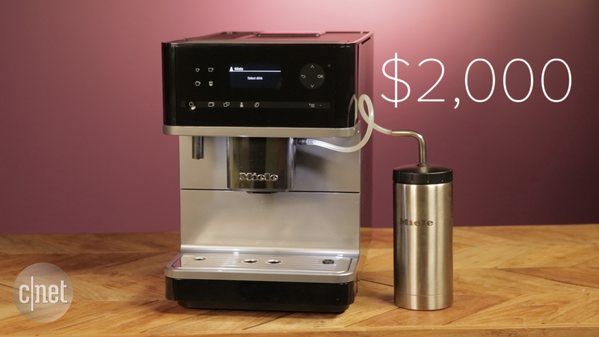 Video: Miele's Countertop Coffee System is pricey, powerful, and tricky to operate