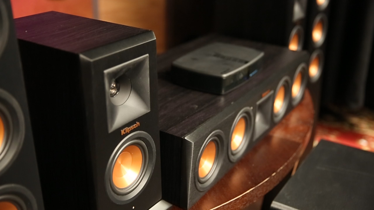 Video: Klipsch's wireless 5.1 system comes at a high end price but lacks features