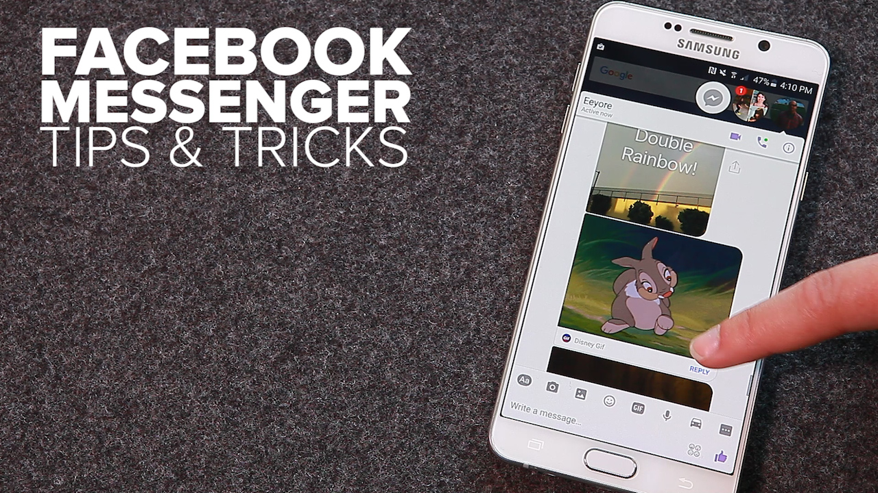 Video: Facebook Messenger tips & tricks