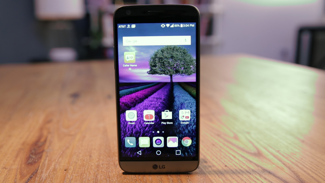 Video: LG G5 review: The modular phone we weren't quite dreaming of