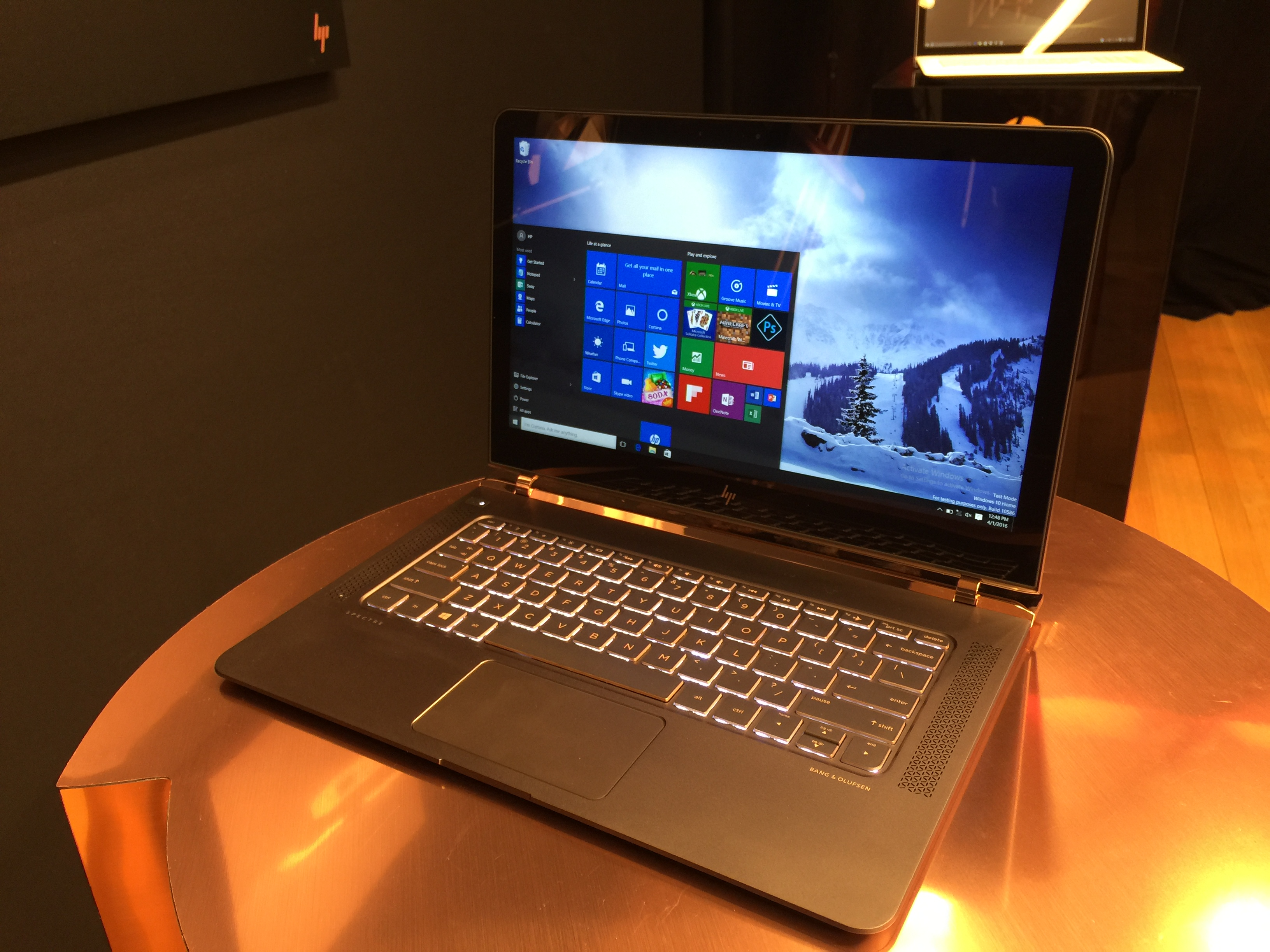 Meet the new HP Spectre: The world's thinnest laptop