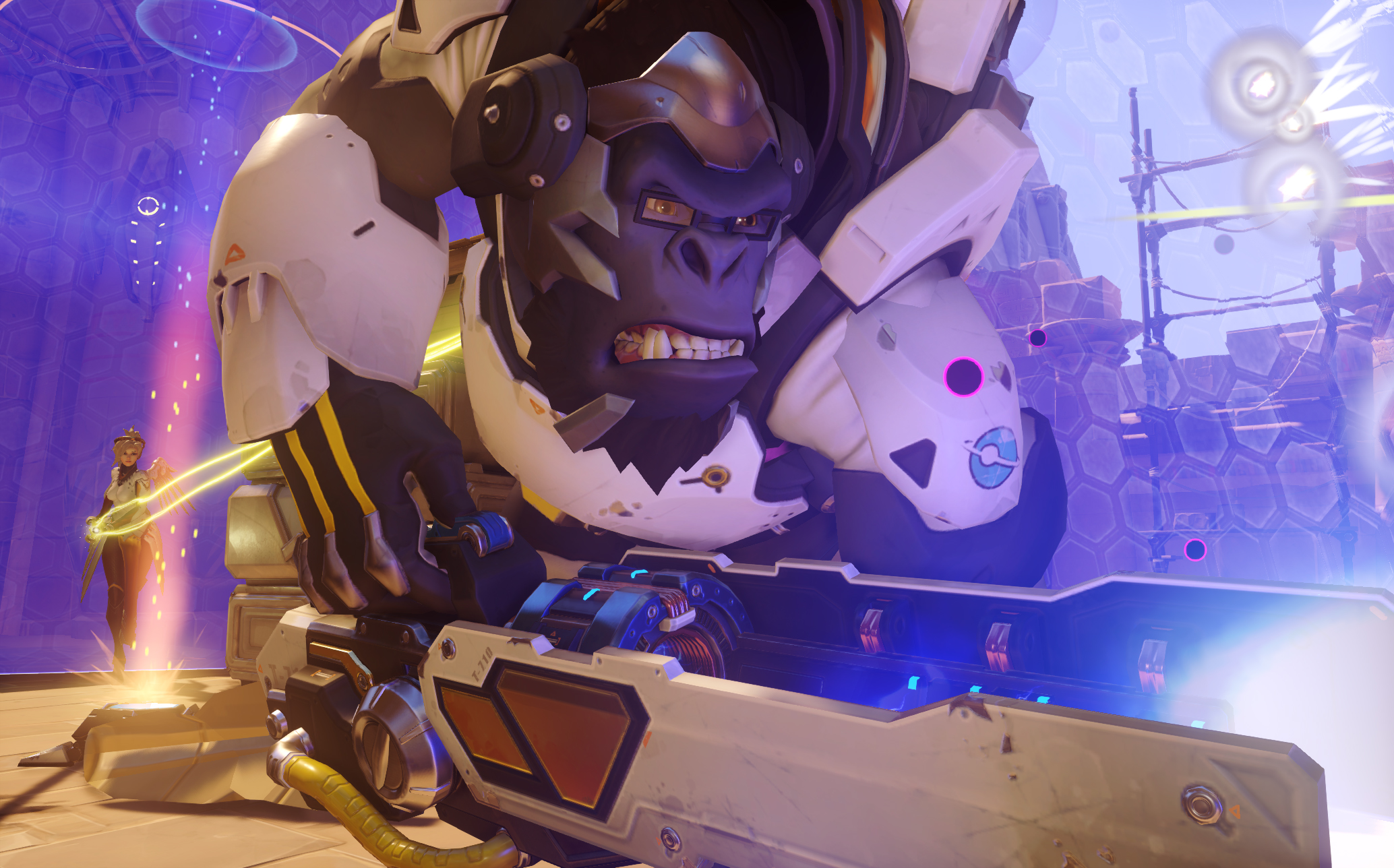 Overwatch open beta nabs 9.7 million players for Blizzard