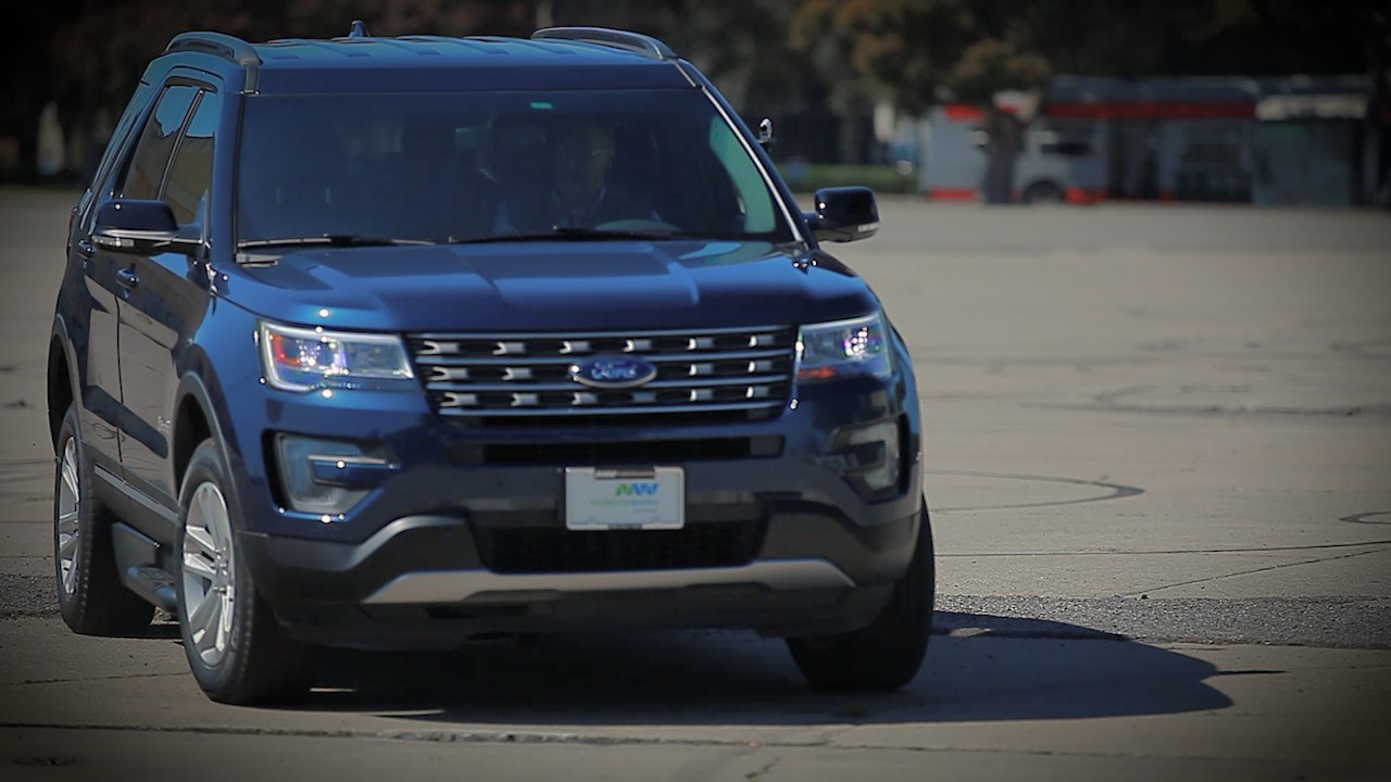 Video: On the road: 2016 BraunAbility MXV