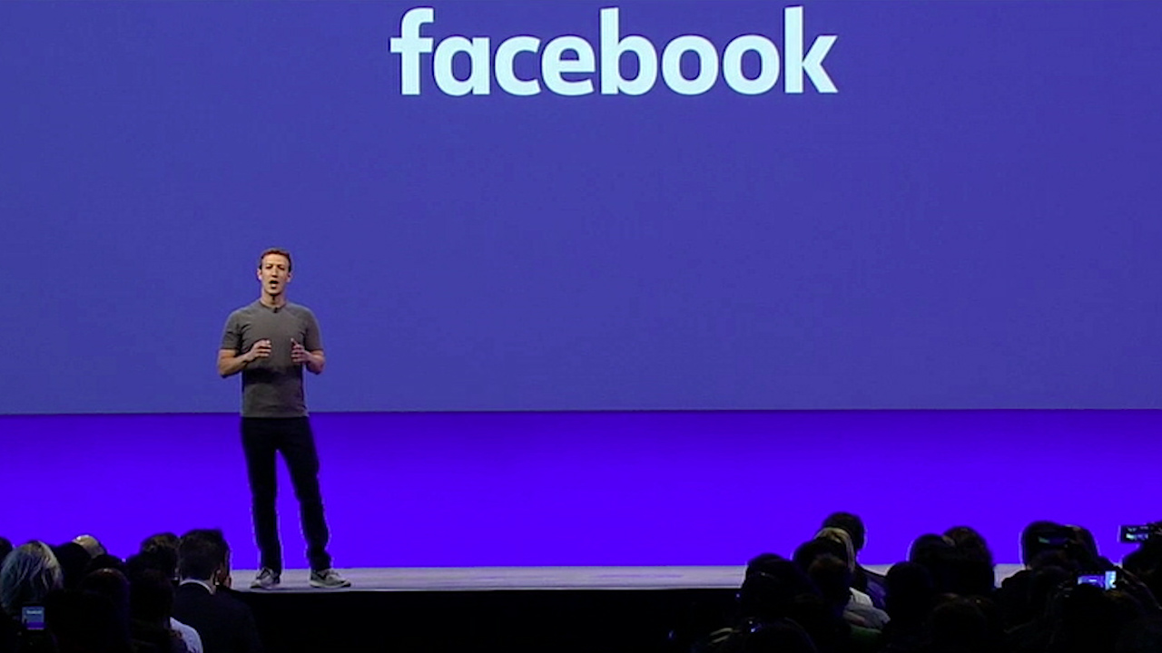 Video: F8: Zuckerberg takes on Trump, unveils Facebook's 10-year plan