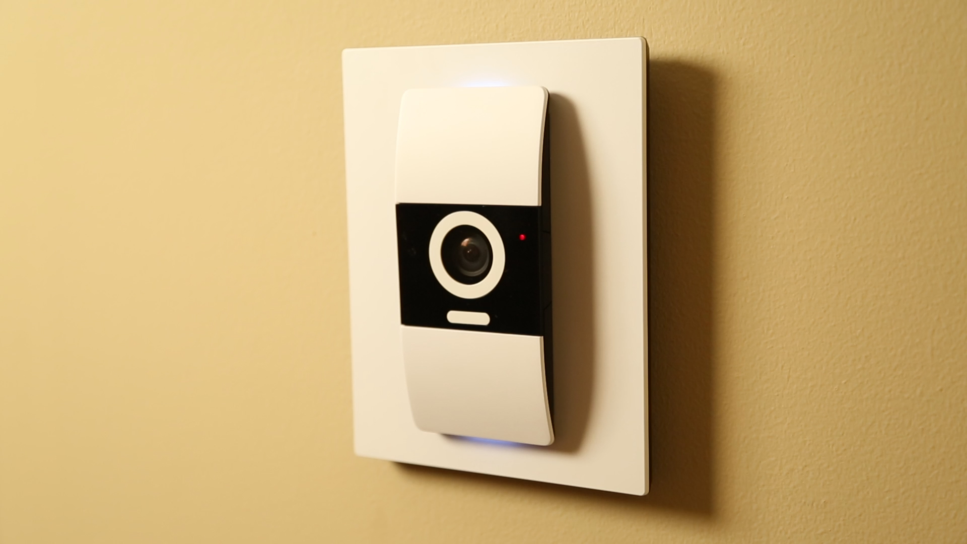 Video: Meet the smart light switch that can also protect your home