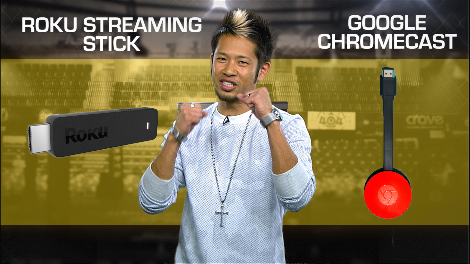 Video: New Roku Streaming Stick vs. Google Chromecast