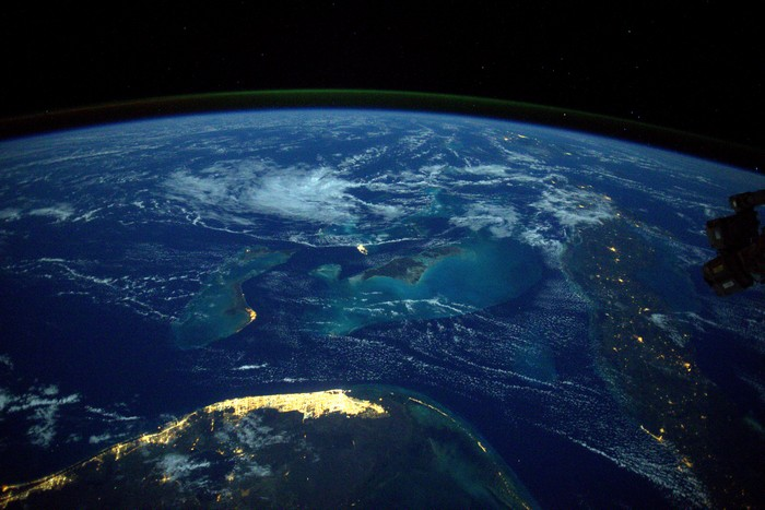 'A Beautiful Planet,' shot from the International Space Station