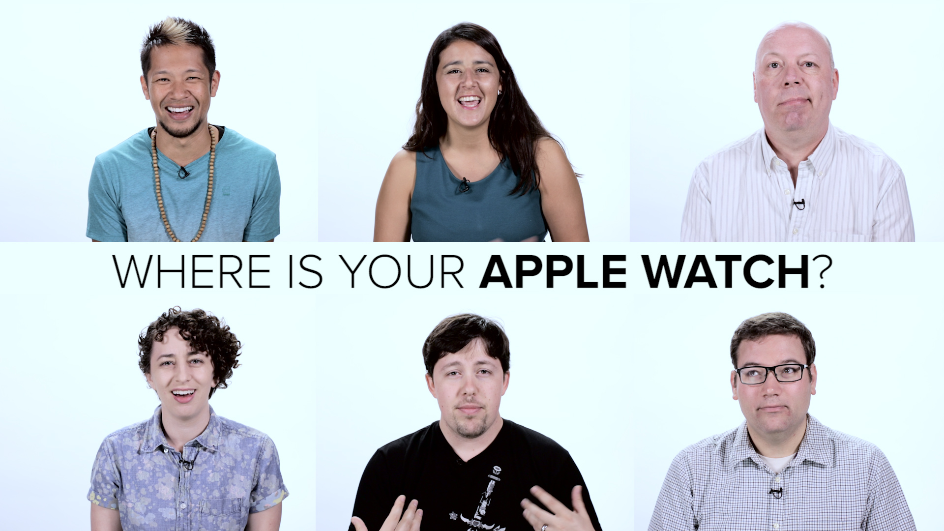 Video: Apple Watch: One year later. Are you still wearing it?
