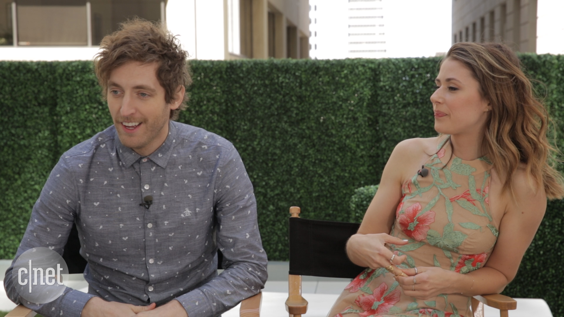 Video: HBO's Silicon Valley cast talk women in tech