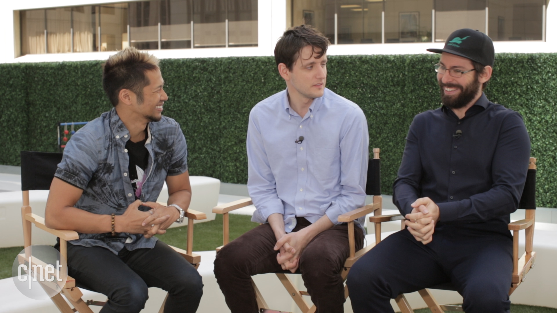 Video: The stars of HBO's 'Silicon Valley' talk...about themselves